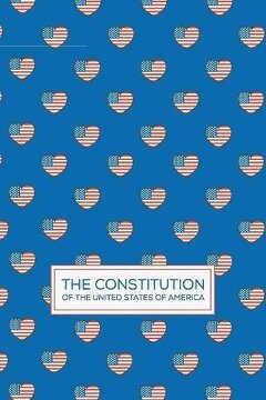 portada The Constitution of The United States of America: Pocket Book Constitutions