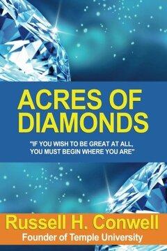 portada [(Acres of Diamonds )] [Author: Russell Herman Conwell] [Jul-2011]