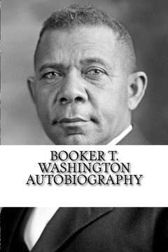 portada Booker T. Washington Autobiography