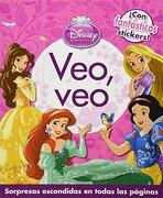 Disney. veo, veo - DISNEY PRINCESAS - Delivering Books, Design - Parragon