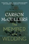 the member of the wedding - carson mccullers - houghton mifflin