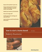 how to start a home-based bakery business - detra denay davis - globe pequot pr