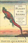 the flight of the iguana,a sidelong view of science and nature - david quammen - simon & schuster