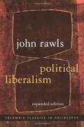 political liberalism - john rawls - columbia univ pr