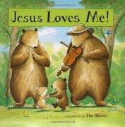 jesus loves me! - tim (ilt) warnes - simon & schuster merchandise &