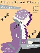 chordtime piano classics level 2b,i, iv, v7 chords in c, g, and f - nancy (adp) faber - hal leonard corp