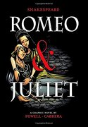 shakespeare graphics,william shakespeare`s romeo and juliet - william shakespeare - capstone pr inc