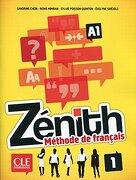 Zenith niveau 1 eleve + DVD ro