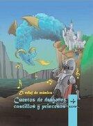 Reloj De Musica Cuentos De Dragones (Escalera de Lectura) - Editorial Edaf - Edaf