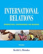 International Relations: Perspectives, Controversies and Readings (libro en Inglés) - Keith L. Shimko - Cengage Learning