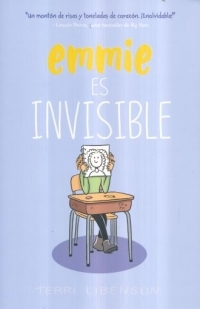 portada EMMIE ES INVISIBLE