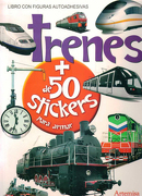 Trenes Mas De 50 Stickers