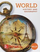 World History and Geography (libro en Inglés) - Mcgraw Hill - Mcgraw Hill
