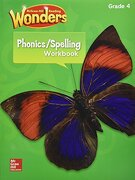 Wonders: Phonics & Spelling Workbook Gra - Mcgraw, Hill - McGraw Hill