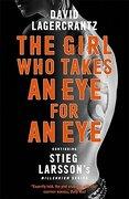 The Girl who Takes an eye for an eye (libro en inglés) - David Lagercrantz - Quercus