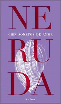 portada Cien Sonetos De Amor