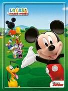 4. Tin Disney