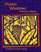 Ventanas Magicas = Magic Windows (libro en Inglés) - Carmen Lomas Garza - Childrens Book Pr