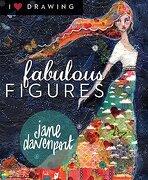 Fabulous Figures (I Heart Drawing) (libro en Inglés) - Jane Davenport - Get Creative 6