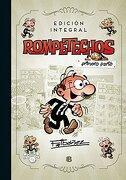 Rompetechos (edición integral): Primera parte (B CÓMIC)