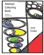 Abstract Colouring Book Volume 1