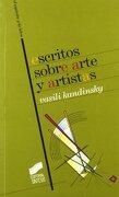 escritos sobre arte y artistas - vasili kandinsky - sintesis