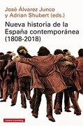 Nueva historia de la España contemporánea (1808-2018) - S.L. Galaxia Gutenberg - Galaxia Gutenberg
