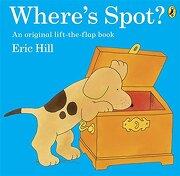 Where's Spot? (libro en inglés) - Eric Hill - PUFFIN BOOKS
