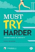 Must Try Harder (libro en Inglés) - Paula McGuire - TRIGGER PR