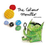 The Colour Monster (libro en Inglés) - Llenas Anna - Kings Road Publishing