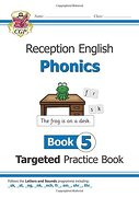 New English Targeted Practice Book: Phonics - Reception Book 5