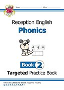 New English Targeted Practice Book: Phonics - Reception Book 2