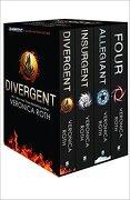 Divergent Series Box Set - Books 1-4