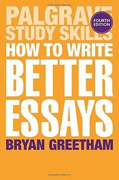 portada How to Write Better Essays (Macmillan Study Skills) (libro en Inglés)