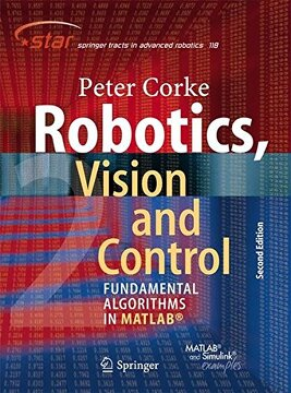 portada Robotics, Vision and Control: Fundamental Algorithms in Matlab, Second Edition (Springer Tracts in Advanced Robotics) (libro en Inglés)