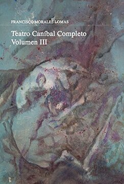portada Teatro Canibal Volumen iii