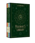 Hogwarts Library (harry Potter) - J. K. Rowling - Harry Potter (hardcover)