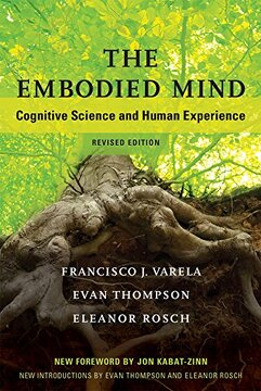 portada The Embodied Mind: Cognitive Science and Human Experience (The mit Press) (libro en Inglés)