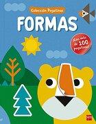 Formas (pegatinas) - Ediciones Sm - Fundación Santa María-ediciones Sm