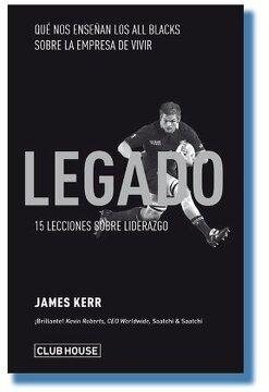 portada Legado 15 Lecciones Sobre Liderazgo