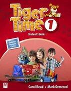 Tiger Time - Student Book - Level 1 (A1-A2) With Webcode for src (libro en inglés) - Carol Read; Mark Ormerod - Macmillan Education