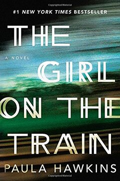 portada The Girl on the Train (libro en Inglés)