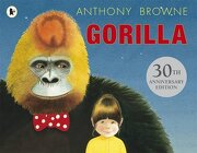 Wb14 Gorilla 30Th Anniver (libro en inglés) - Anthony Browne - Walker Books