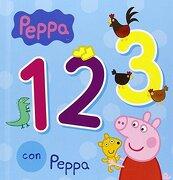 123 Aprende Con Peppa Beascoa - Varios Autores - Beascoa