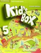 (1) Ep 5 - Kid's Box (2 Ed.) Wb (+cd-rom) (+language Portforlio) (pack) - Aa.vv. - Cambridge