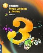 Cuaderno 3 de Lengua Castellana y Literatura 5º Primaria (Superpixépolis) - 9788426393562 - Edelvives - Editorial Luis Vives (Edelvives)
