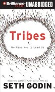 Tribes: We Need You To Lead Us - Seth Godin - Brilliance Audio