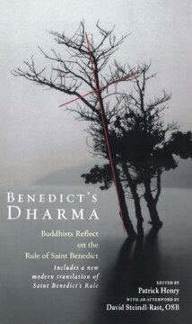 portada Benedict's Dharma (libro en Inglés)