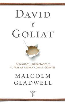 portada David y Goliat