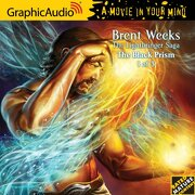 The Black Prism (the Lightbringer Trilogy) - Brent Weeks - Graphic Audio